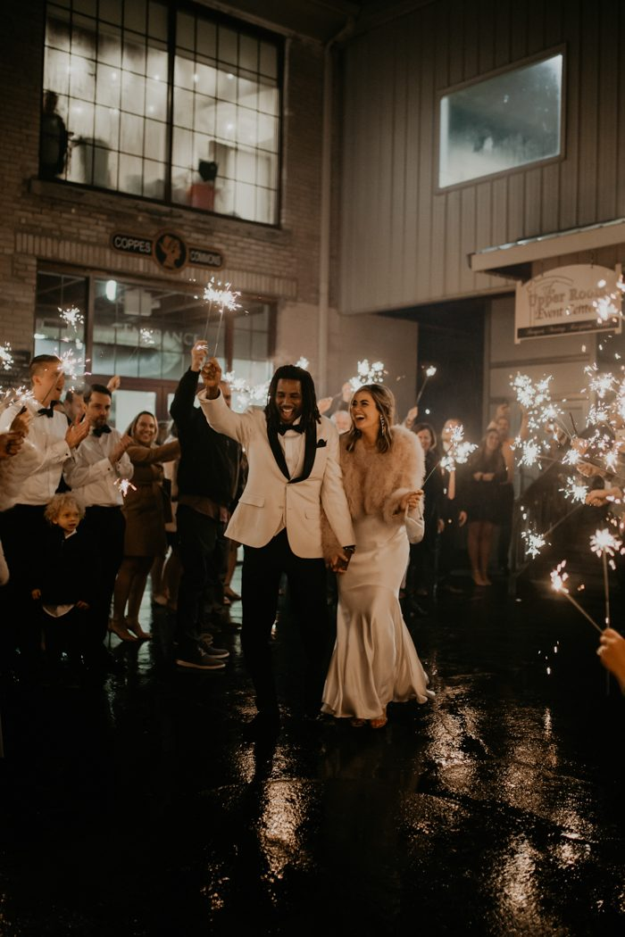 send off wedding photo 2020