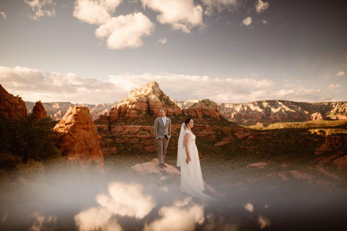 sunset sky wedding photo 2020 favorite moments