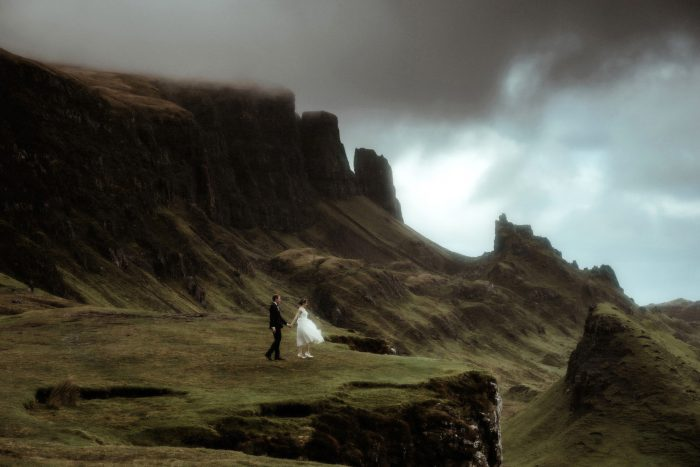 couple in Scotland