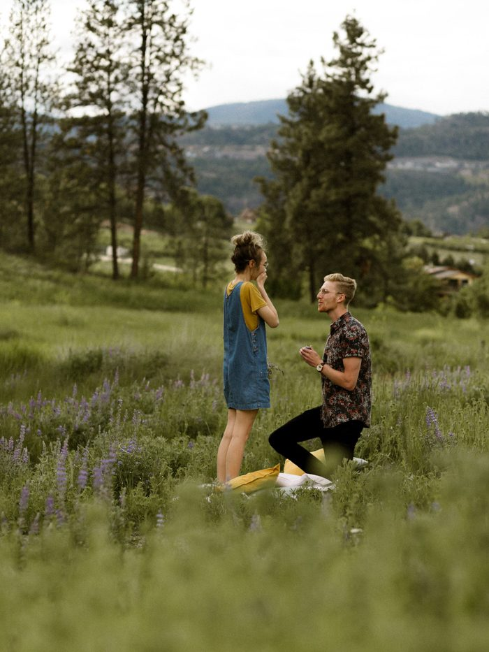 field proposal month of love